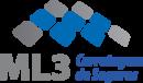 Logotipo ML3 Pequeno, Seguros